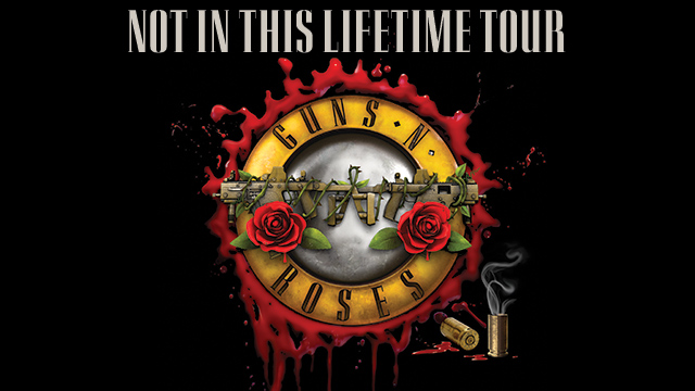 Not In This Lifetime Tour