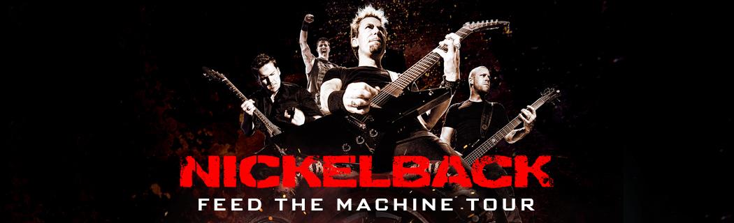Feed The Machine Tour 2017