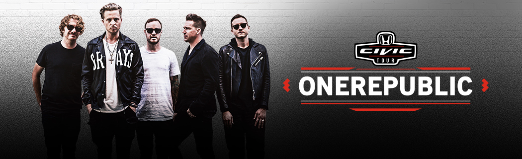 The Honda Civic Tour featuring OneRepublic