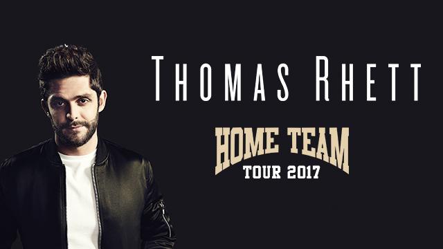 Home Team Tour Summer - Fall 2017