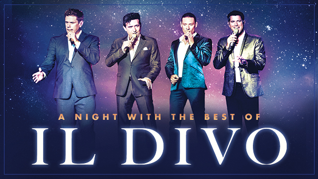 A Night With The Best Of Il Divo
