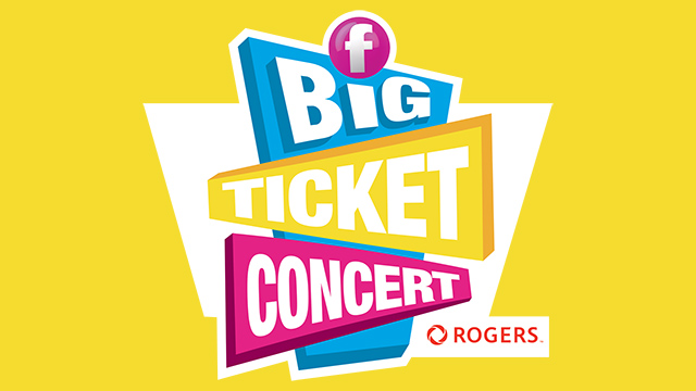 Family Channel's Big Ticket Concert