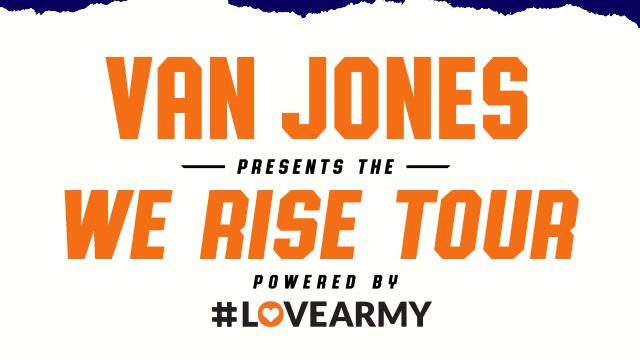 We Rise Tour