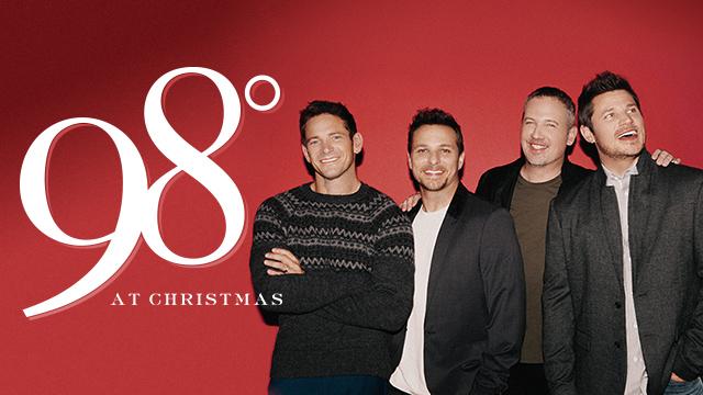 98° at Christmas