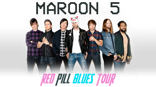 Red Pill Blues Tour