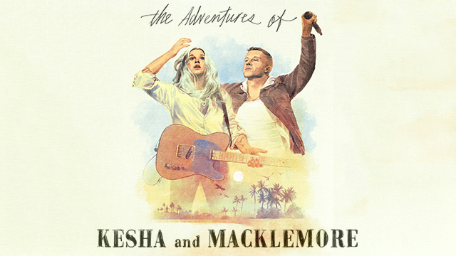 The Adventures of Kesha and Macklemore Tour