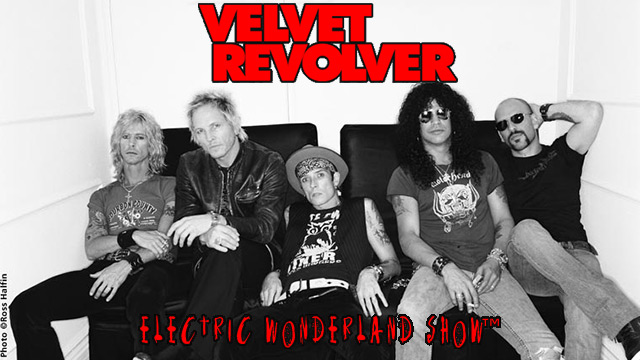 Electric Wonderland Tour