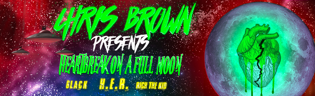 Chris Brown Presents: Heartbreak on a Full Moon Tour