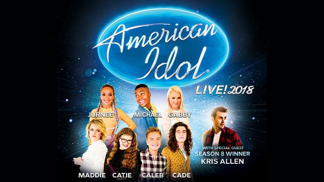 Live! 2018 Tour