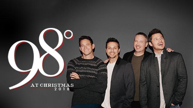98° at Christmas 2018