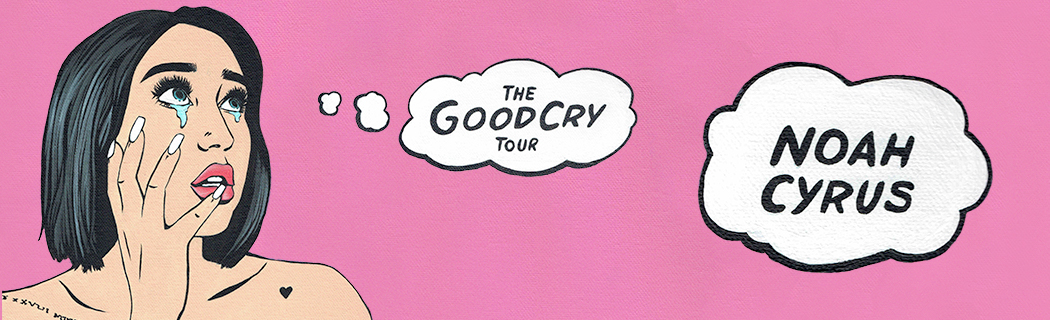 The Good Cry Tour