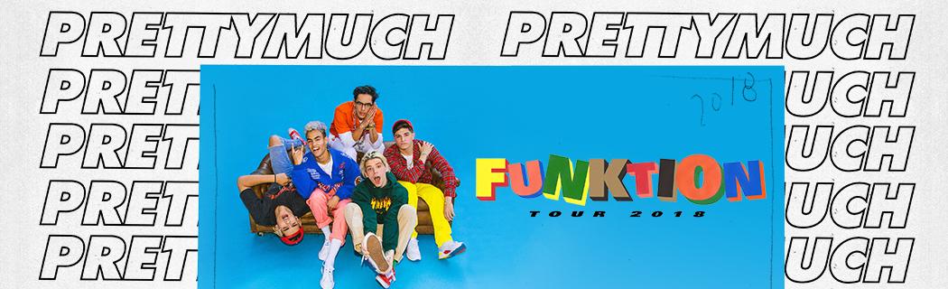 FUNKTION TOUR 2018