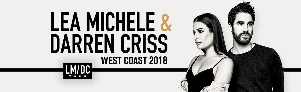 LM/DC Tour West Coast 2018