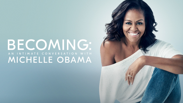 Becoming: An Intimate Conversation with Michelle Obama 2019