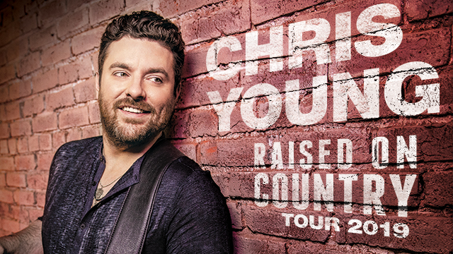 Raised on Country Tour 2019