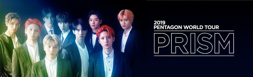 2019 PENTAGON World Tour 'PRISM'