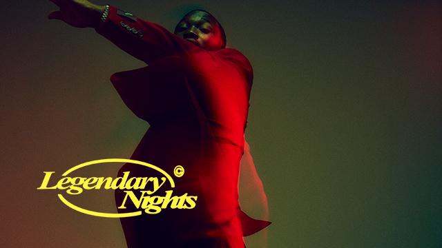 Legendary Nights Tour: co-headlining with Future