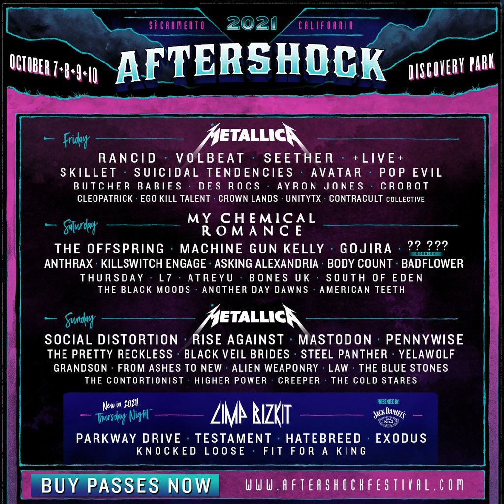 Weekend Festival 2021 Esiintyjät