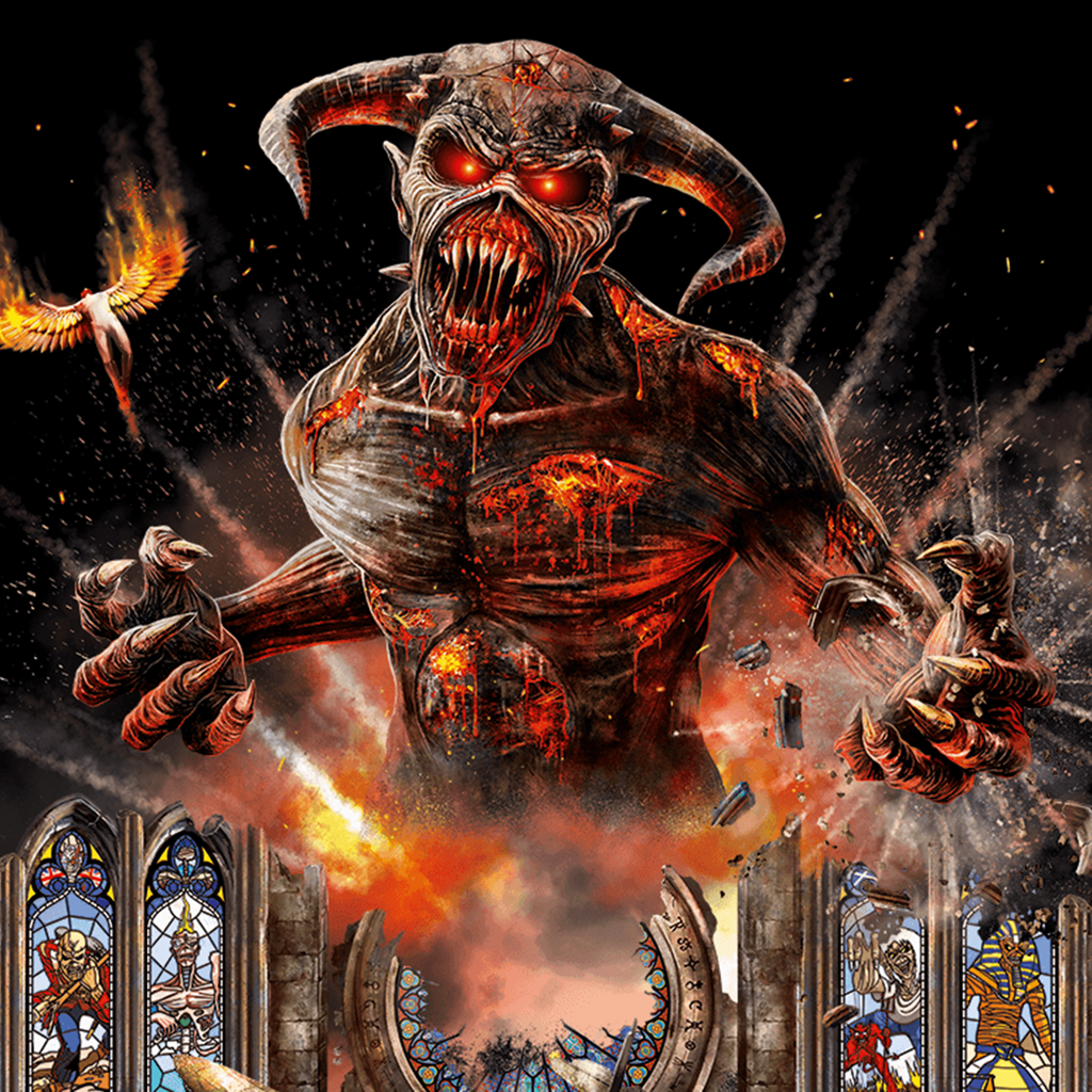 Iron Maiden Tour : iron maiden with the raven age ~ Russianpoet.info Haus und Dekorationen