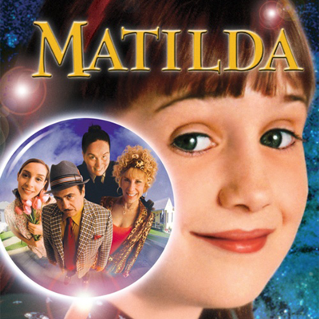 Matilda Film With Live Orchestra