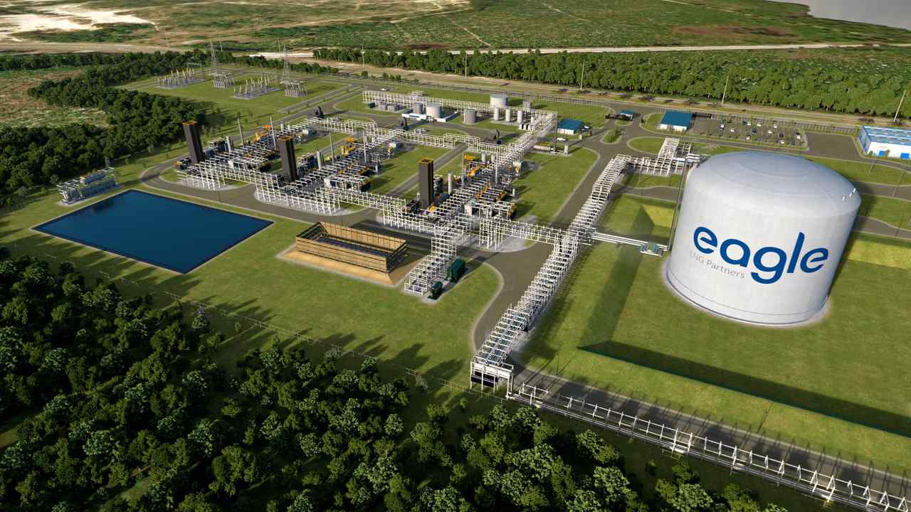 Official Website of Eagle LNG Partners