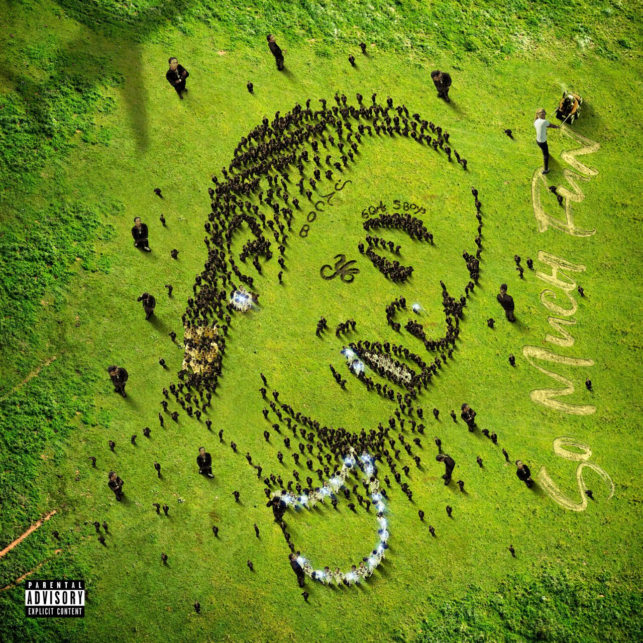 Young Thug - So Much Fun album cover