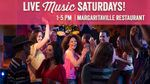 Live Music Saturdays