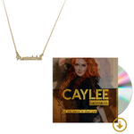 Preciatcha Necklace + Signed CD + Digital Album PREORDER