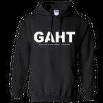 GAHT Black Pullover Hoodie-PRESALE