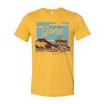Yellow Gone T-Shirt