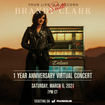 Your Life Is A Record Anniversary Livestream: Brandy Clark