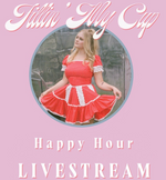 Fillin' My Cup Happy Hour Livestream: Hailey Whitters