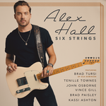"""Six Strings"" EP by Alex Hall"