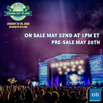 2020 Crash My Playa Announced!