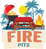 Fire Pit, Grill, and Picnic Table
