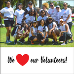 Celebrating National Volunteer Month