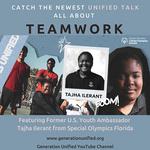 Tajha Talks Teamwork