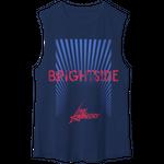 BRIGHTSIDE Light Rays Muscle Tee