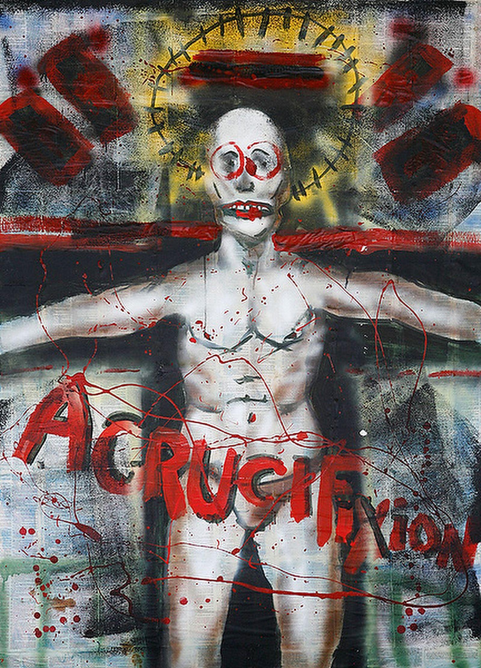 Acrucifixion
