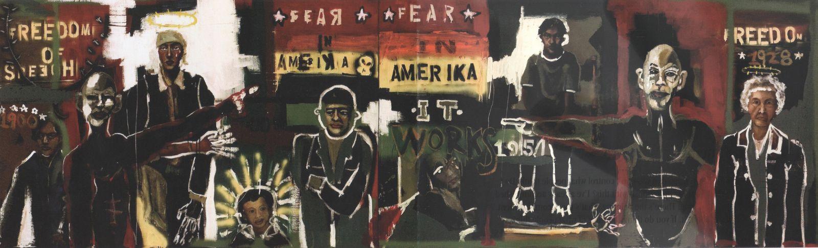 Fear in America