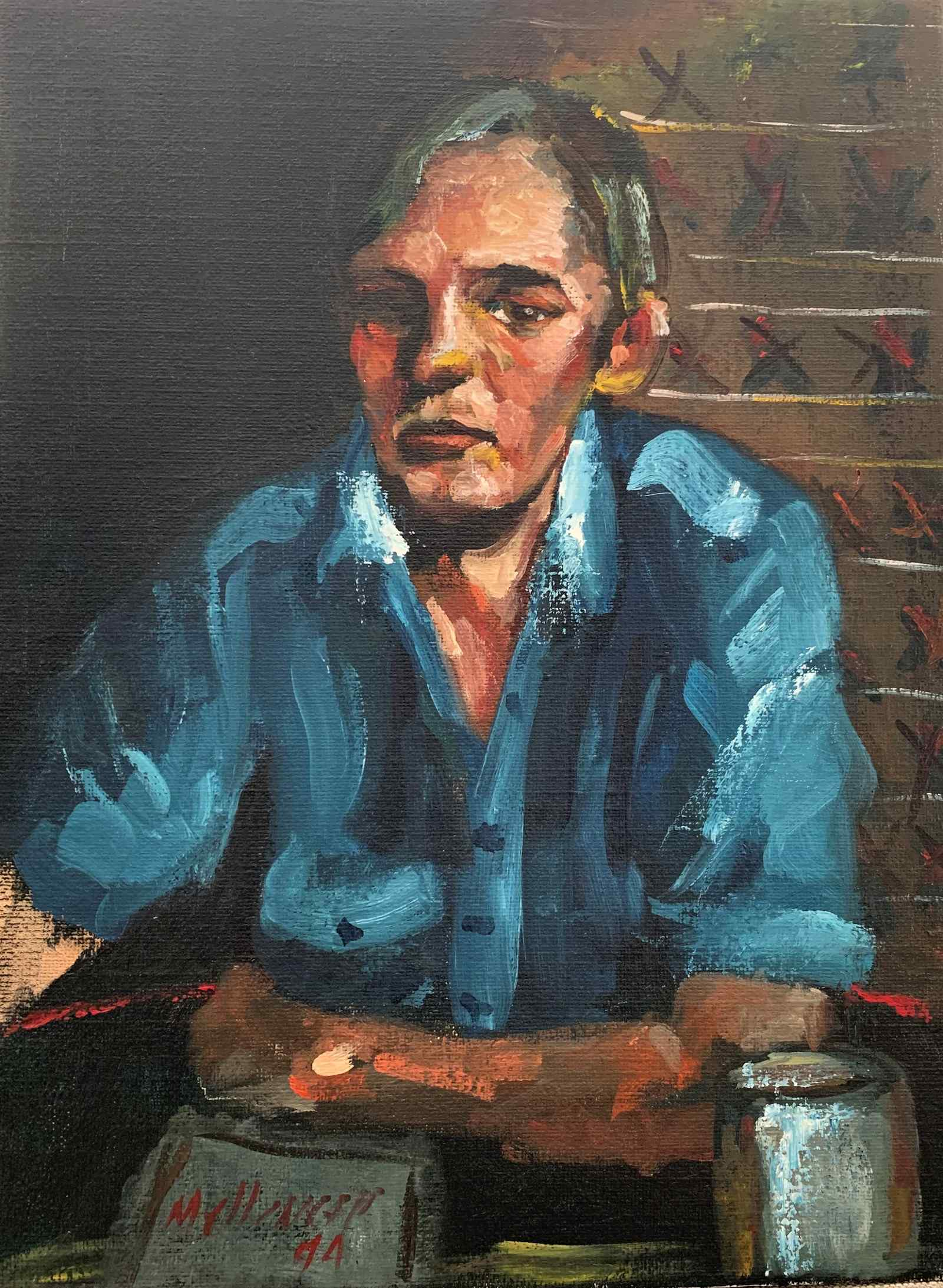 Portrait of George M. Green