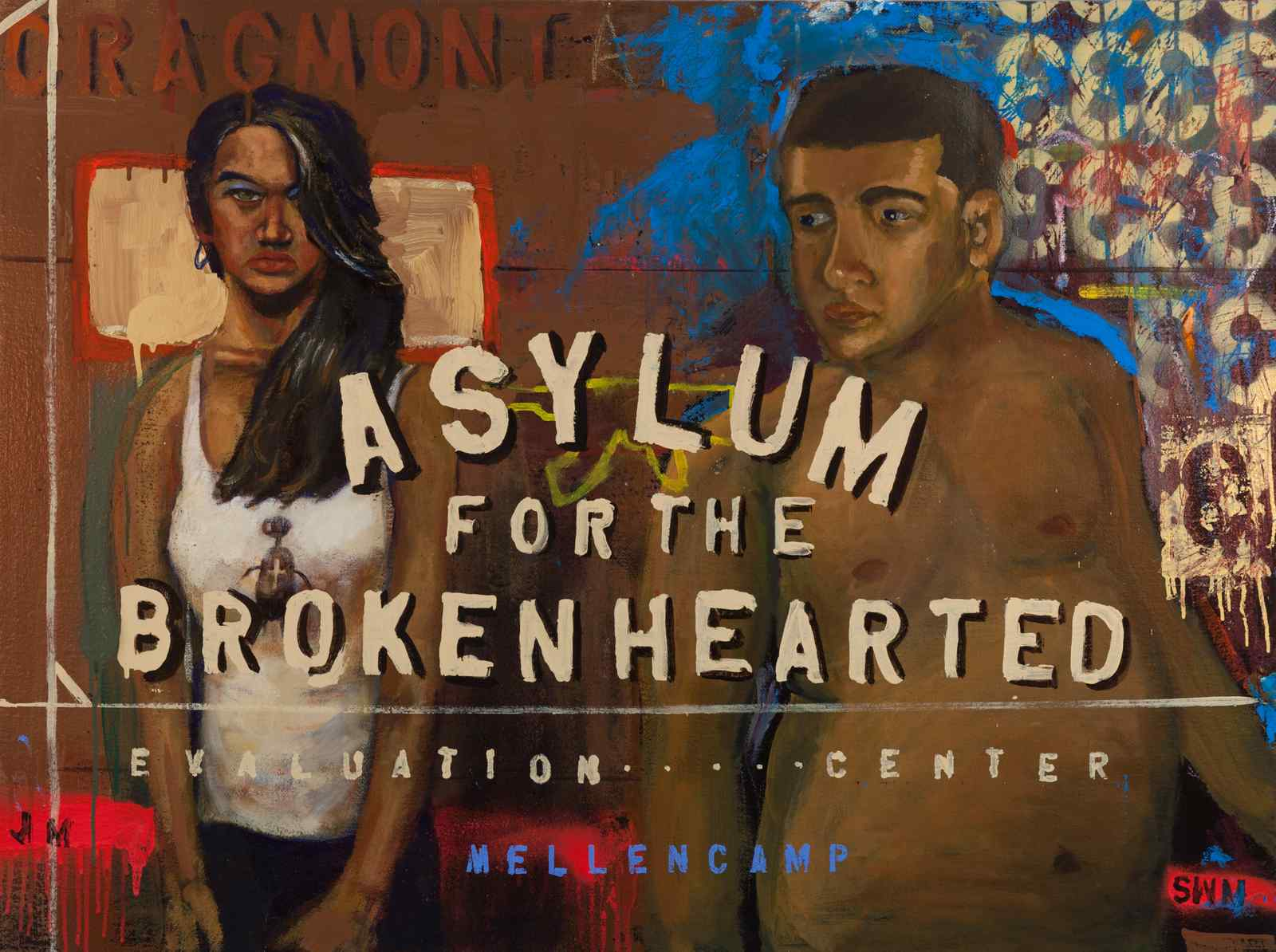 Asylum For The Broken Hearted