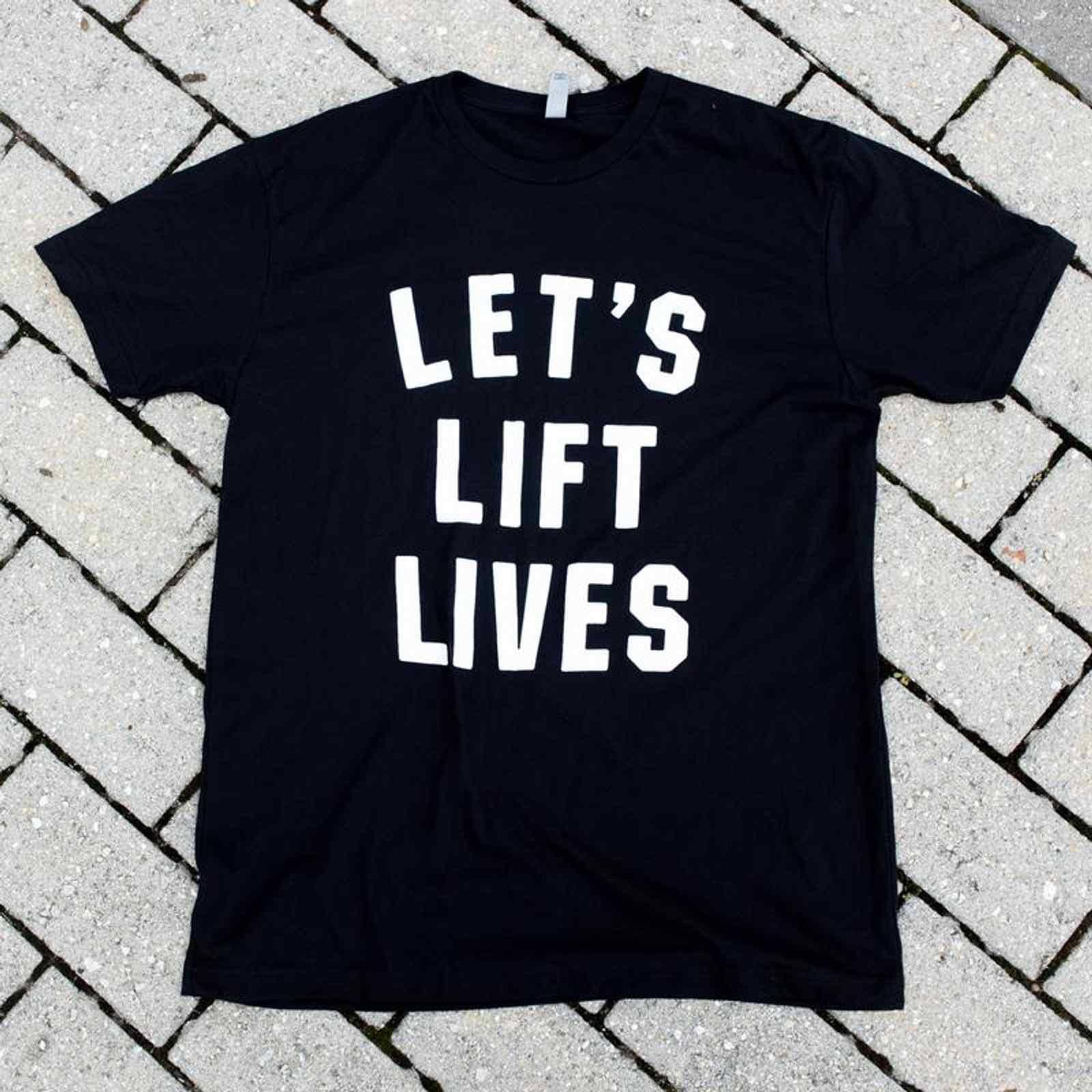 ACM LET'S LIFT LIVES TEE
