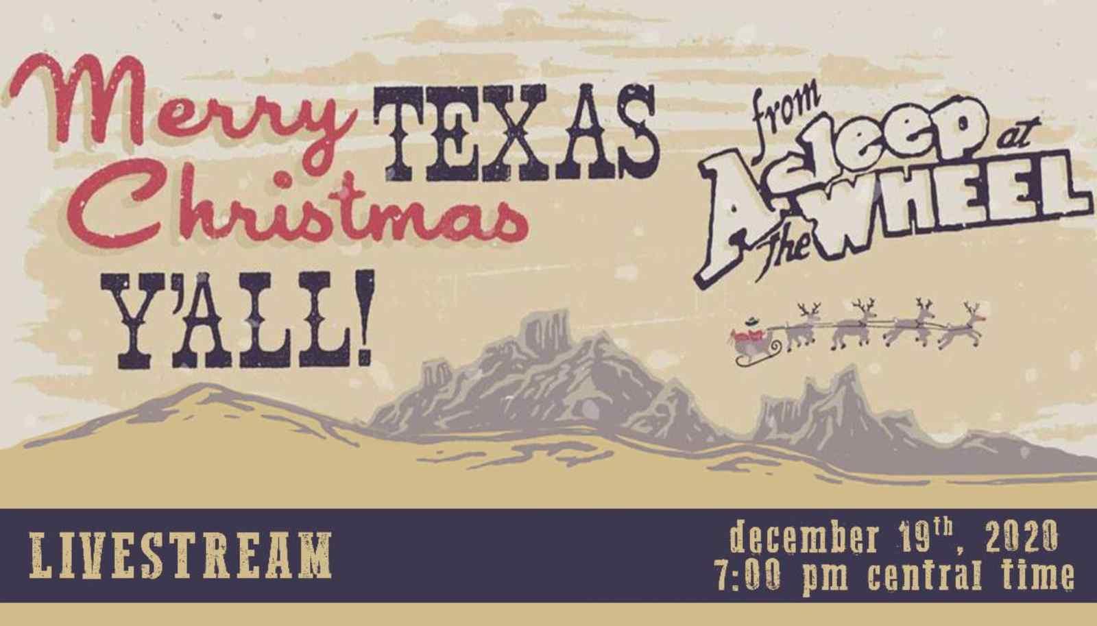 Merry Texas Christmas, Y'all!: Asleep At The Wheel