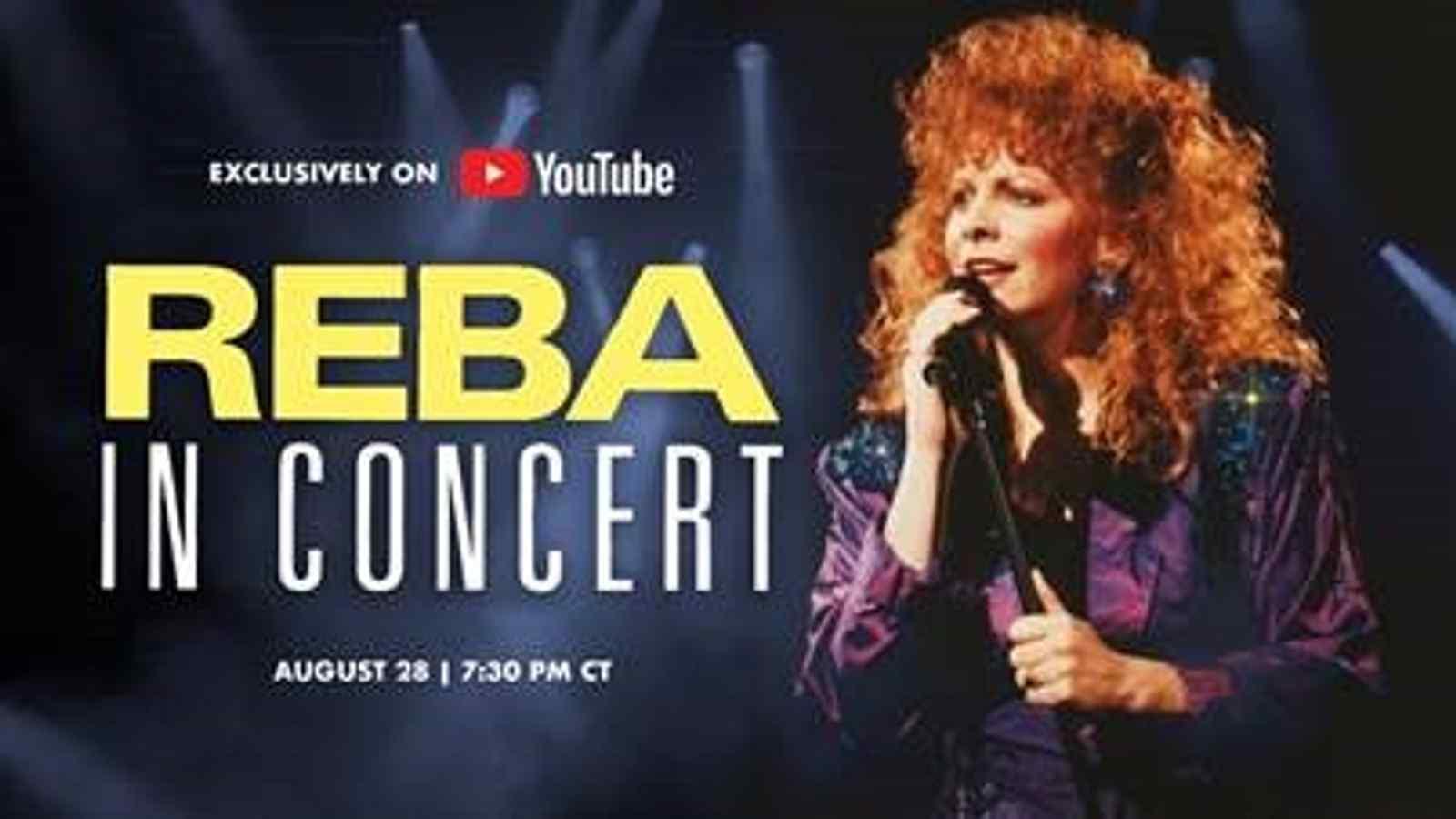 Reba In Concert