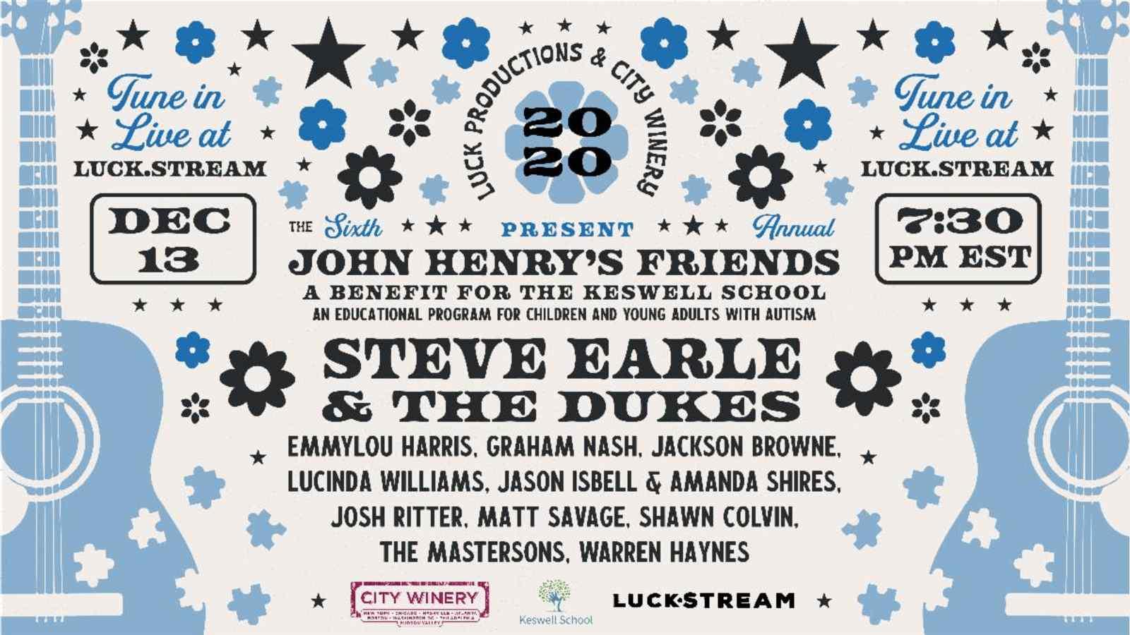 John Henry's Friends Benefit Concert