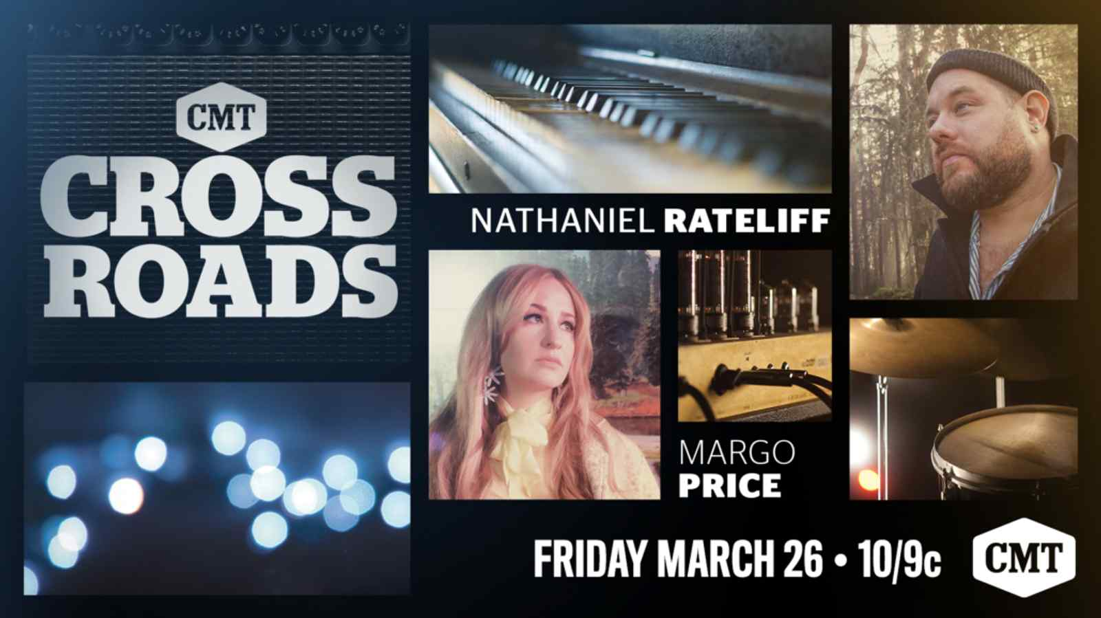CMT Crossroads: Margo Price and Nathan Rateliff