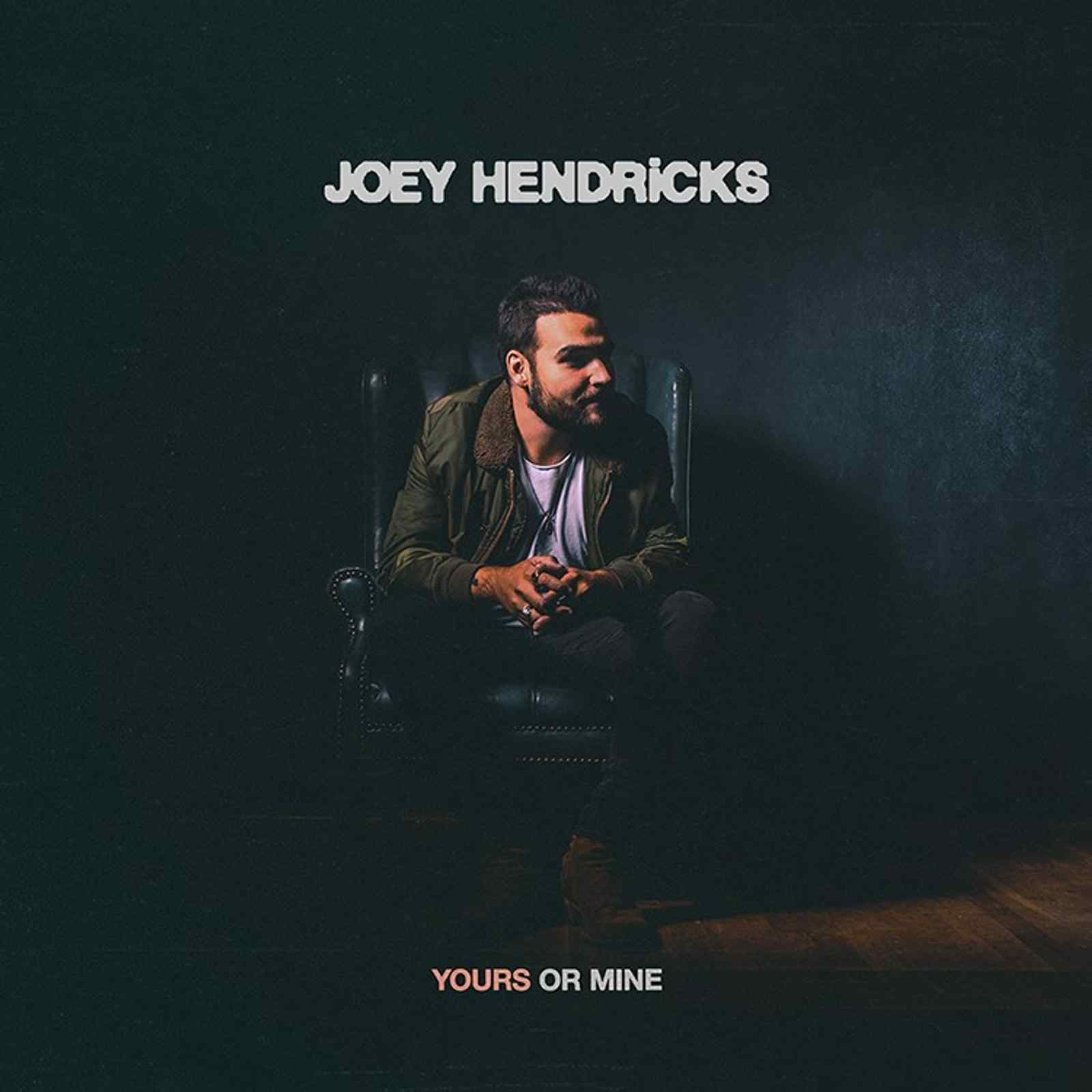 """New Song: """"Yours or Mine"""" by Joey Hendricks"""