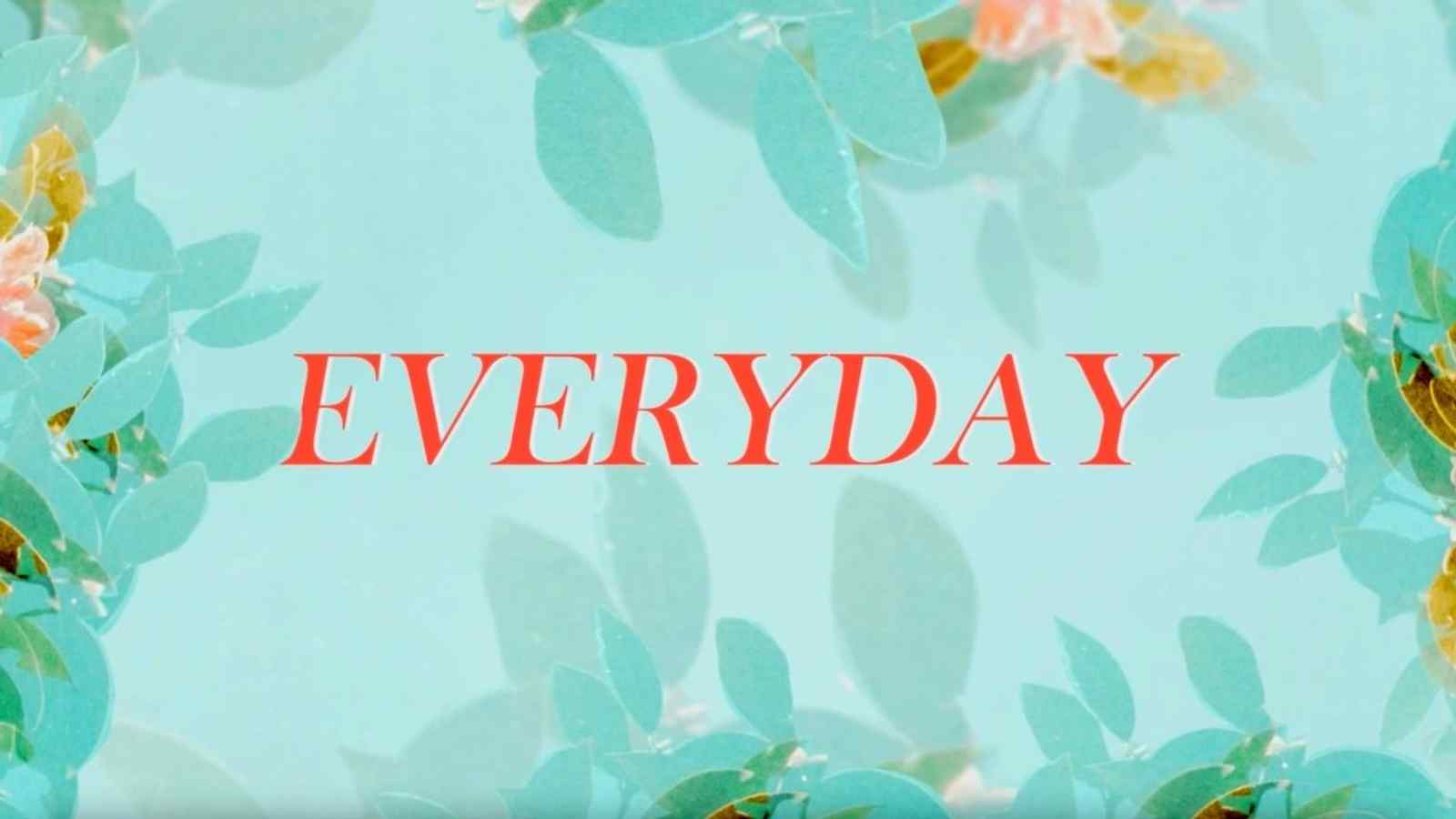 "PARADE MAGAZINE FEATURES ABBY ROBERTSON'S ""EVERYDAY"" RELEASE"