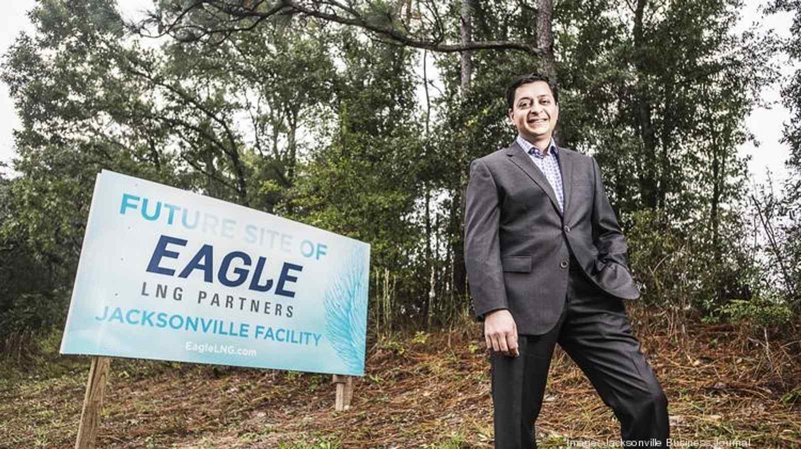 Eagle LNG breaks ground on LNG plant in Jacksonville